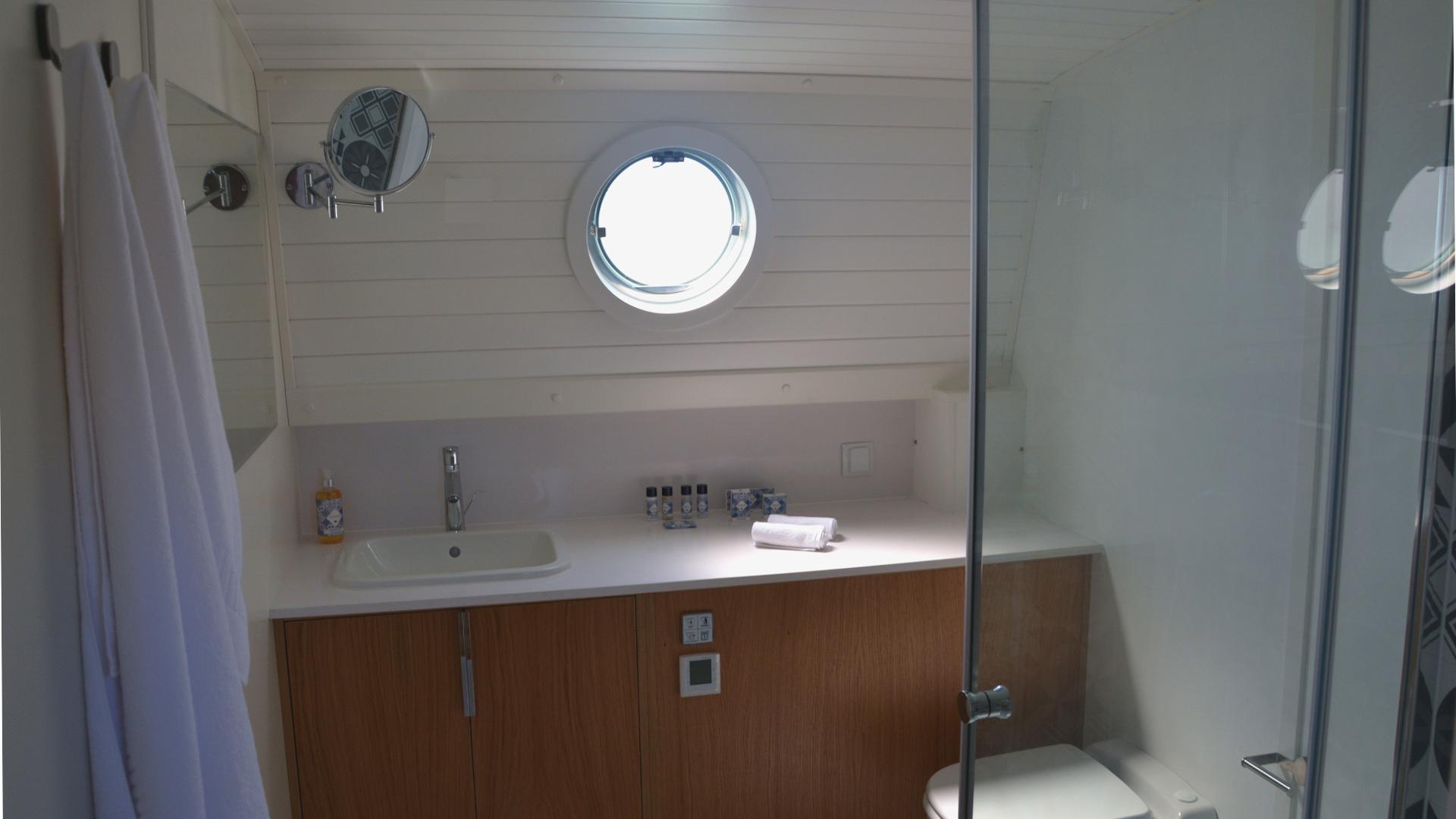 Widebeam - casa de banho